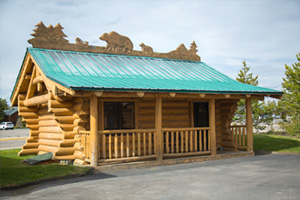 Cabins Hibernation Station